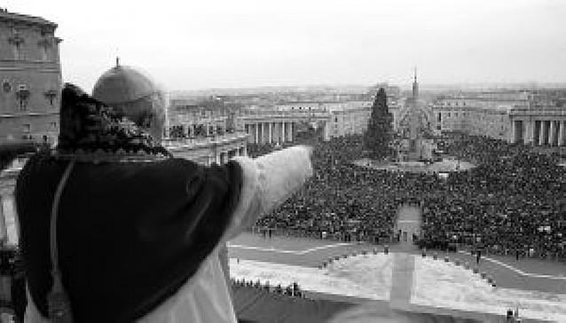 El Papa aboga por la solidaridad entre los hombres para salvar al mundo de la ruina
