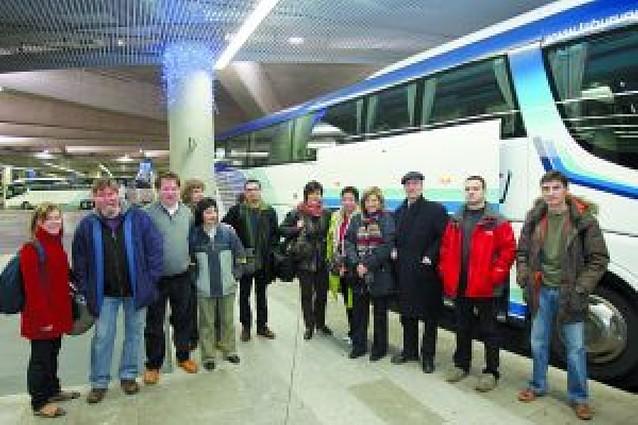 La Sinfónica de Navarra parte hacia China