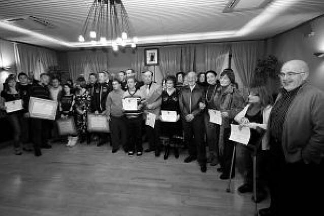 Premios en Barañáin por San Esteban
