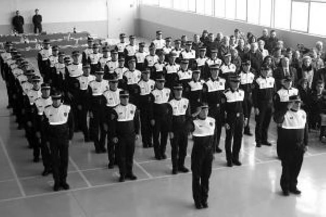 47 nuevos policías para seis localidades