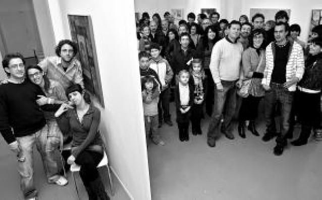 El cierre de Reciclarte deja huérfanos a los jóvenes artistas