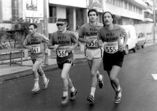 Treinta años corriendo