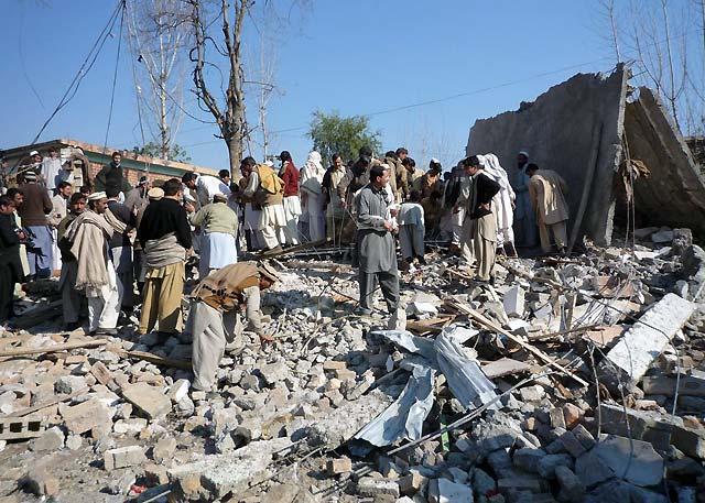 Al menos 33 muertos en un atentado en el norteño valle paquistaní de Swat