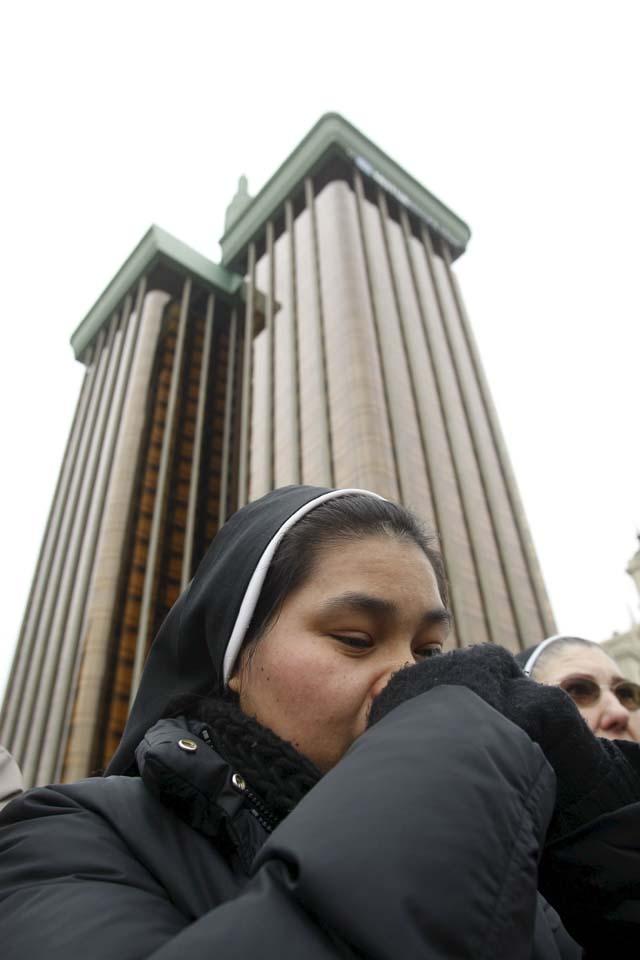 """Las críticas a la """"lacra"""" del aborto centran el mensaje de Rouco a las familias"""