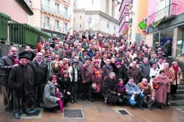 Los belenistas del norte se reúnen en Pamplona