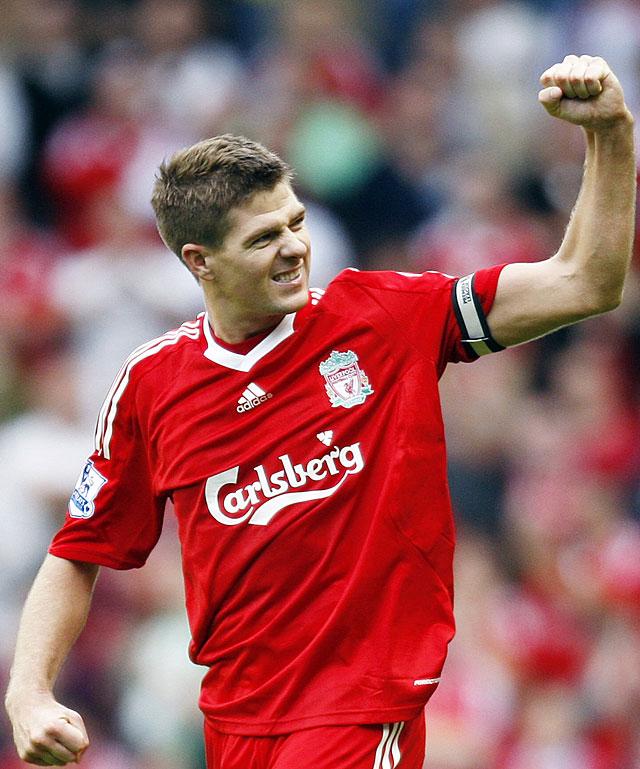 Detienen a Steven Gerrard por una reyerta en un pub inglés