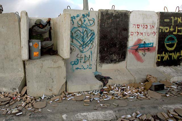 Tras cinco días de caos, Gaza identifica a sus muertos