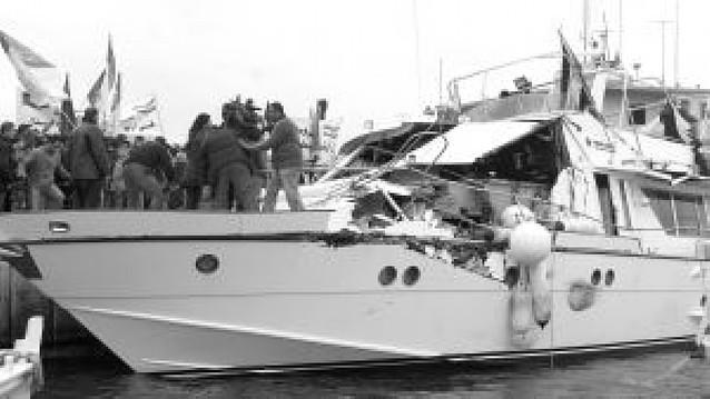 Israel impide el paso a Gaza de un barco con ayuda humanitaria