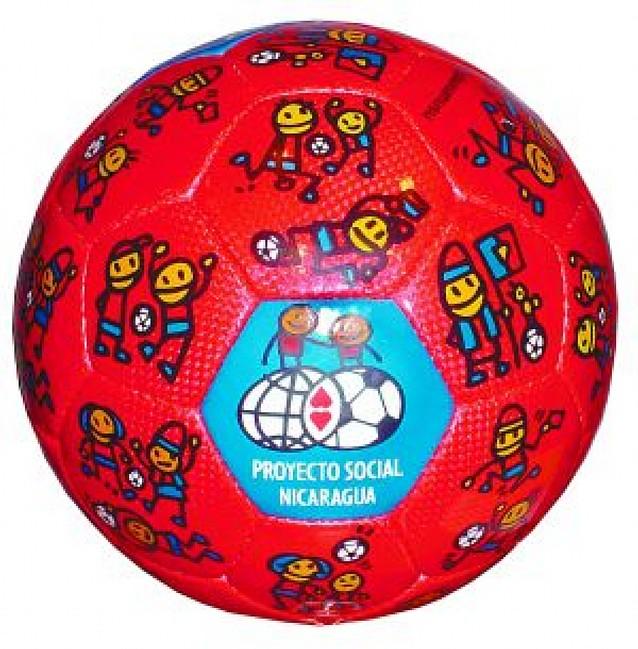 El balón solidario de Osasuna