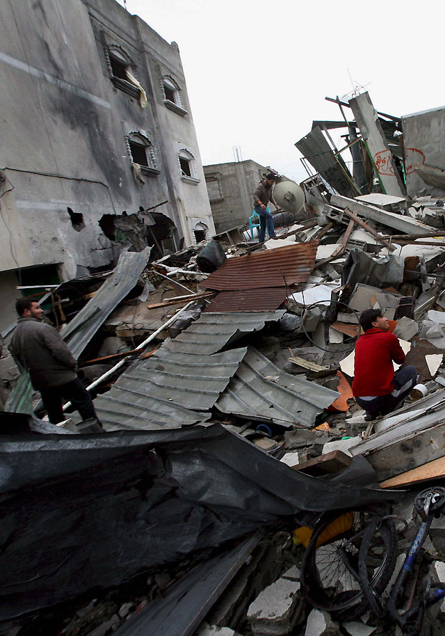 """Israel rechaza la oferta de """"tregua humanitaria"""" de 48 horas en Gaza"""