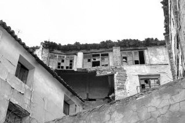 Corella teme por sus edificios barrocos tras el derribo por ruina del palacio de los Aguado
