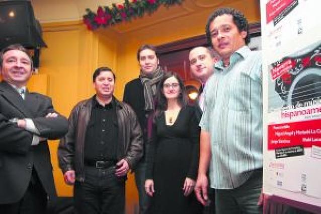Voces navarras se unen para cantar melodías de Sudamérica