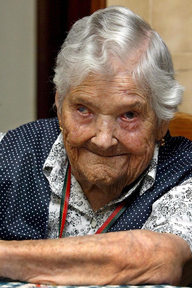 Fallece la persona más anciana del mundo, una portuguesa de 115 años