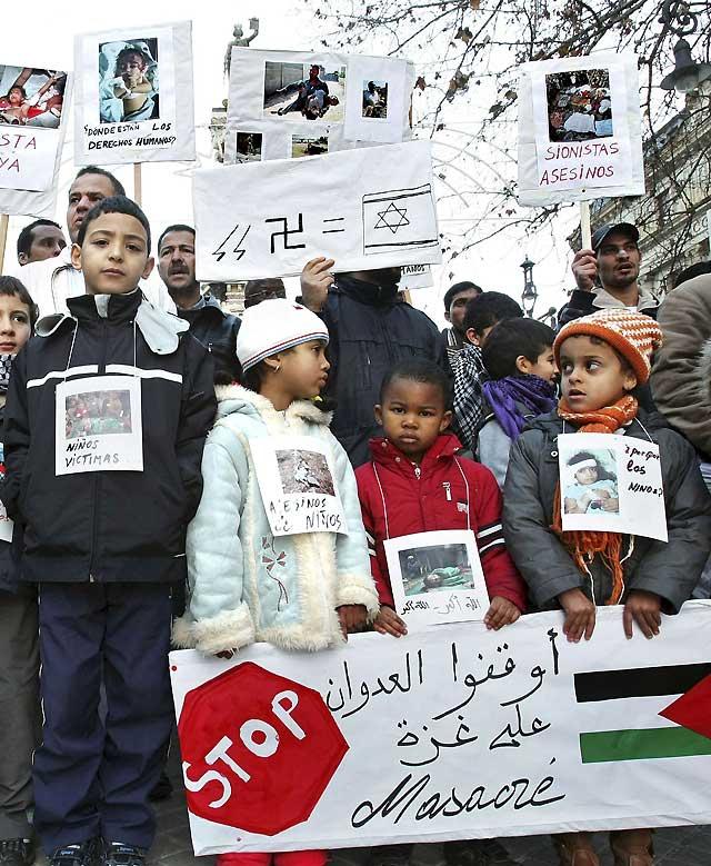 La Comunidad Islámica de Pamplona condena los bombardeos sobre Gaza