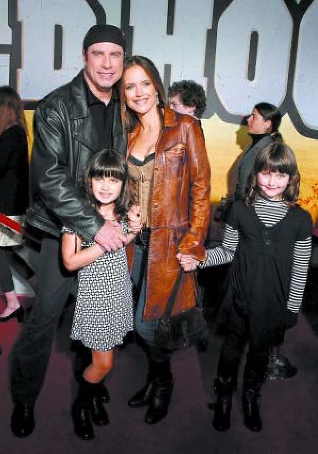 Encuentran muerto al hijo mayor del actor John Travolta, de 16 años