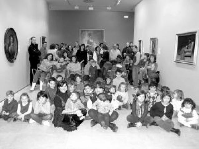 Cuentacuentos en los museos de Tudela y Muñoz Sola