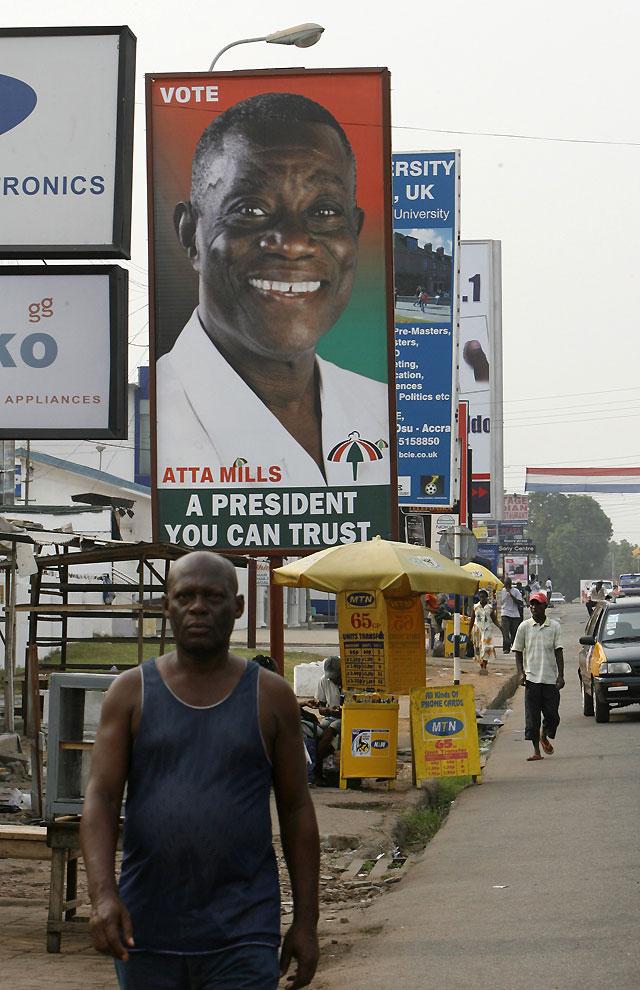 El líder opositor gana la elecciones presidenciales