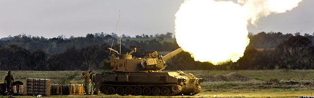La UE prosigue con su esfuerzo diplomático sobre el terreno para alcanzar un alto el fuego