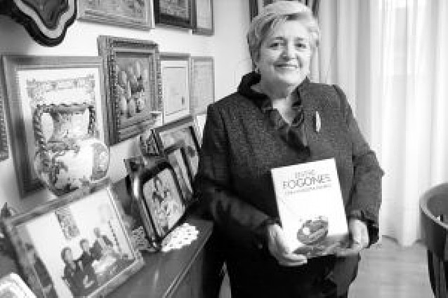Angelita Alfaro, premio especial del World Cookbook Awards