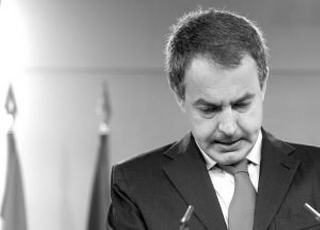 Zapatero advierte a Israel de que no va por el camino que le llevará a la paz