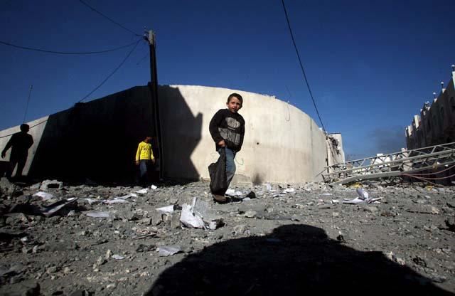 Israel anuncia que va a abrir un corredor humanitario para Gaza