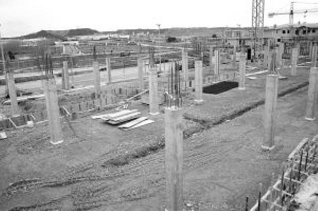 Tudela cierra el año con la mitad de casas nuevas construidas que en 2007