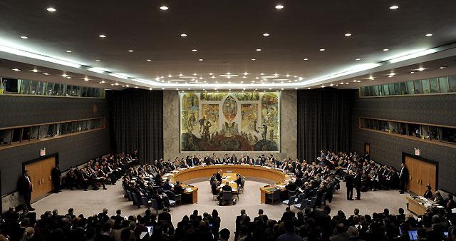 El Consejo de Seguridad de la ONU concluye sin acuerdo la reunión sobre la crisis en Gaza