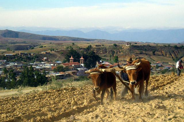 Un billete a territorio quechua
