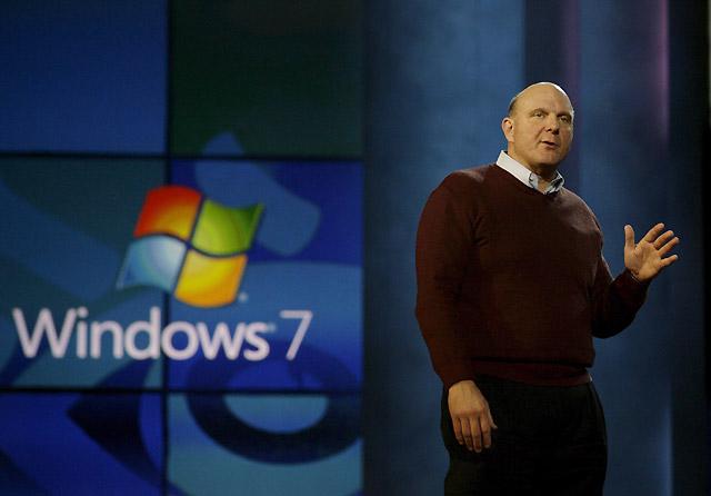 Microsoft anuncia el lanzamiento, en pruebas, del sistema operativo Windows 7