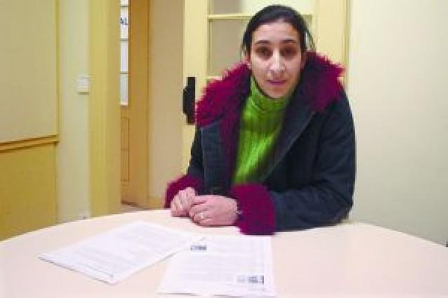 Promueven en Estella un gesto de apoyo al pueblo palestino