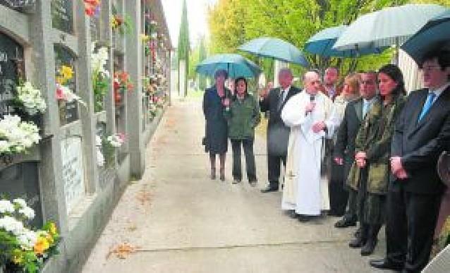El cementerio de Pamplona está sin capellanes desde hace dos semanas