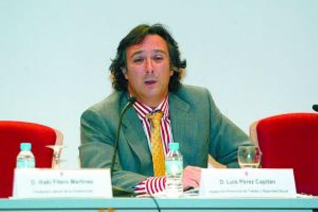 Luis Pérez Capitán, nuevo director de RR HH de Correos