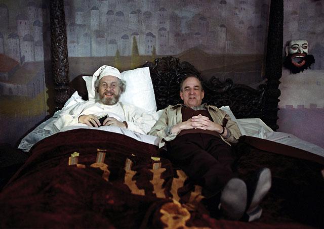 Ingmar Bergman en 6 kilos de papel