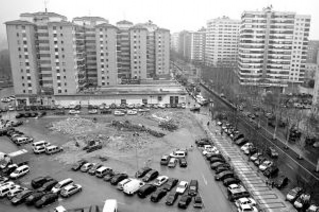 Iturrama Nuevo pasa a la historia de Pamplona