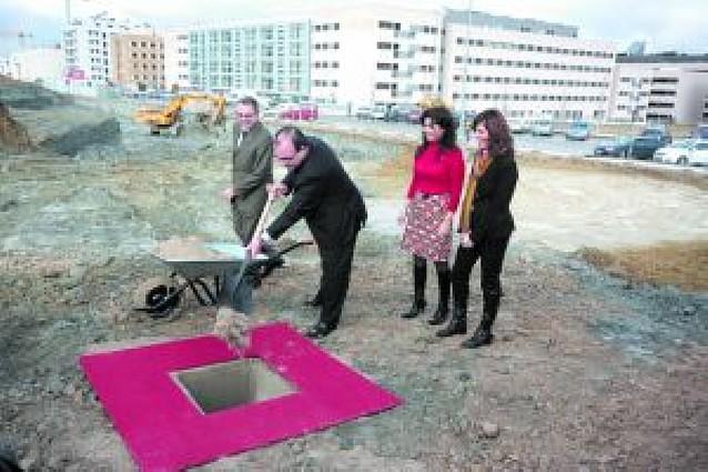 El centro de Sarriguren para personas con discapacidad estará listo en dos años