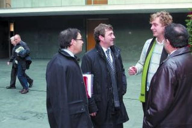 NaBai acusa al PSN de incumplir sus pactos en los ayuntamientos