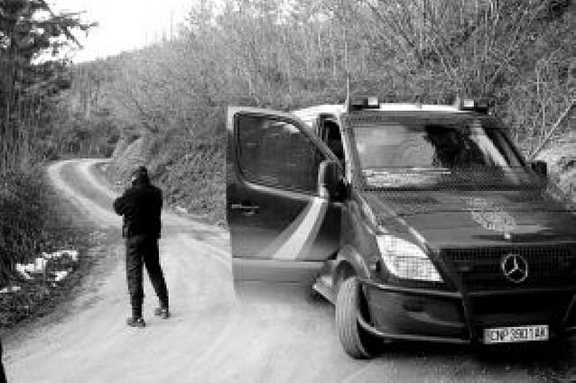 """Hallado un """"zulo"""" abandonado por ETA en Cegama en 2004"""