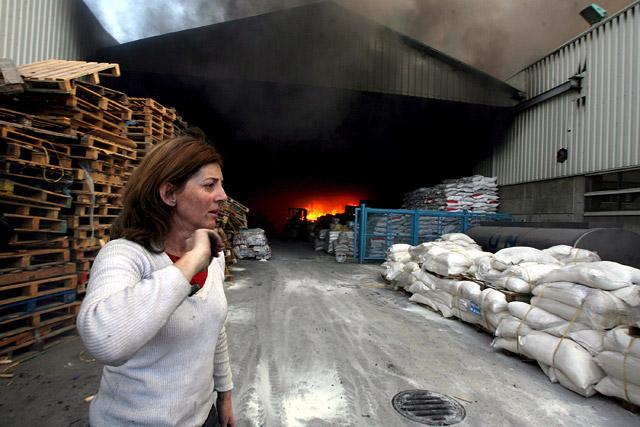 El Ejército israelí ataca la sede de la ONU para los refugiados en Gaza