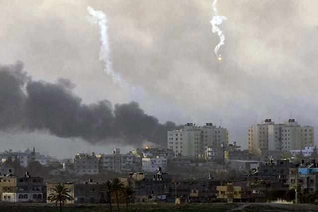 Muere el ministro del Interior de Hamás en un bombardeo israelí