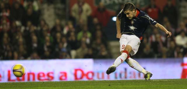 """Caparrós: """"Les hemos roto al meter gol tan pronto"""""""