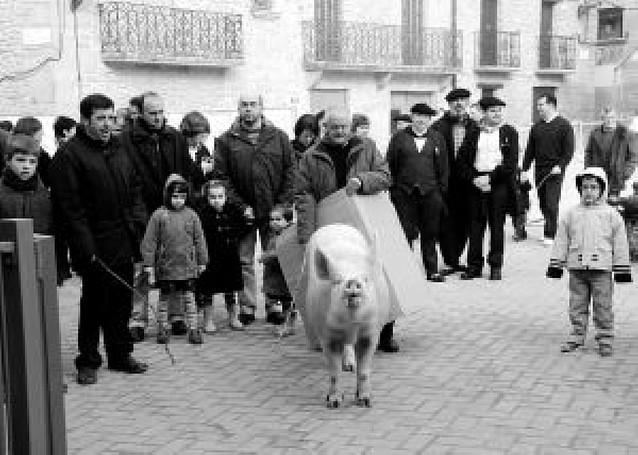 El cuto más solicitado por San Antón