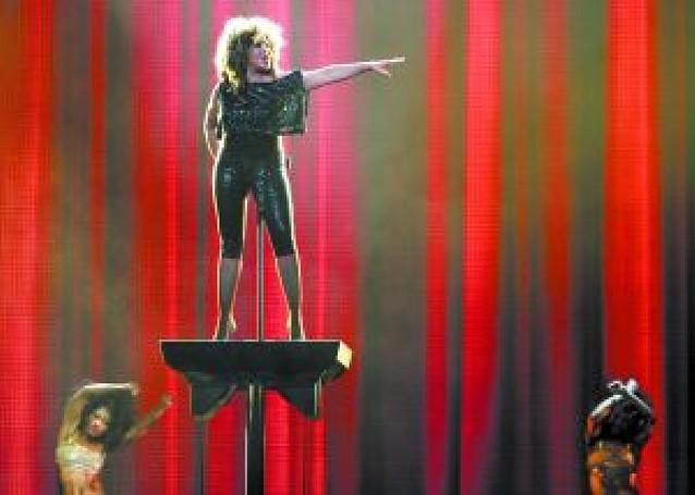 Incombustible Tina Turner