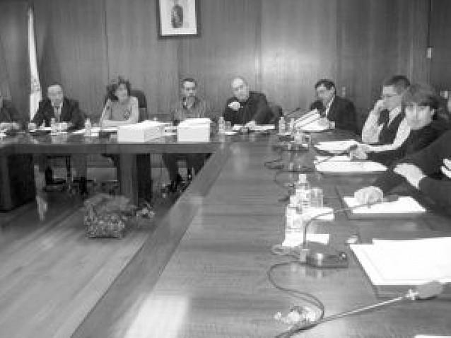 UPN, CDN y PSN aprueban las 32 obras a ejecutar con el fondo estatal