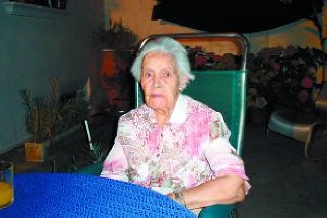 Fallece la centenaria Esperanza Hernández