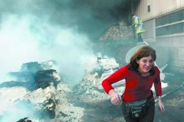 Israel penetra en el interior de la capital de Gaza y destruye la sede de la ONU