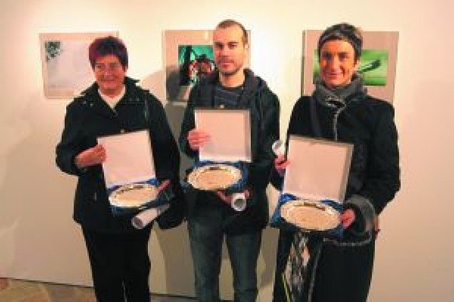 """Premios de fotografía """"El deporte en Navarra"""""""