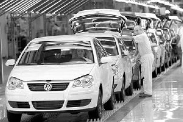VW-Navarra plantea un ERE de 5 días por la bajada de ventas del Polo