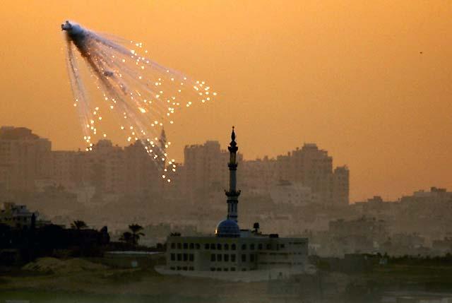 Decrece la ofensiva israelí sobre Gaza mientras los mediadores intensifican sus gestiones