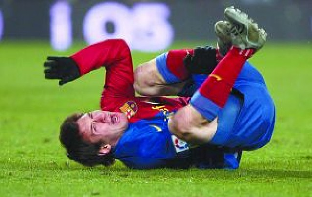 Objetivo: el récord y proteger a Messi