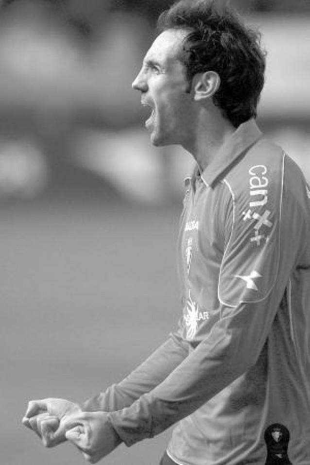 """JUANFRAN: """"Mi mayor alegría sería marcar y ganar en el Bernabéu"""""""